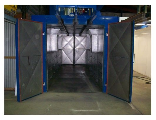 Garnic Technologies Powder Coating Dandenong